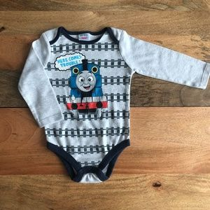 🧸 SALE! (5 for $15) Thomas and Friends  bodysuit